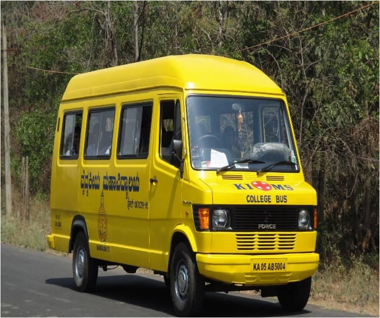 RHTC Van